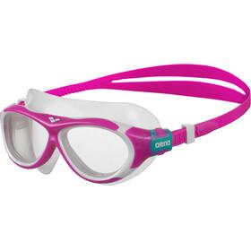 arena Oblo Goggles Kinderen, pink-clear